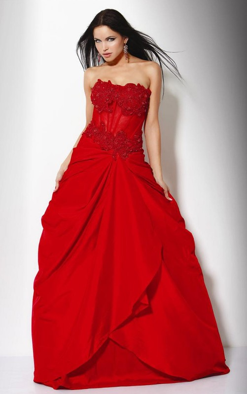 Long Red Prom Dresses Uk Di Candia Fashion