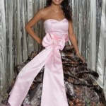 pink camo dresses for women