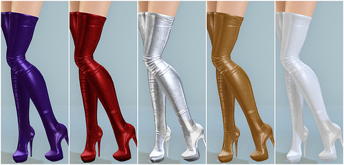 plus size boots thigh high