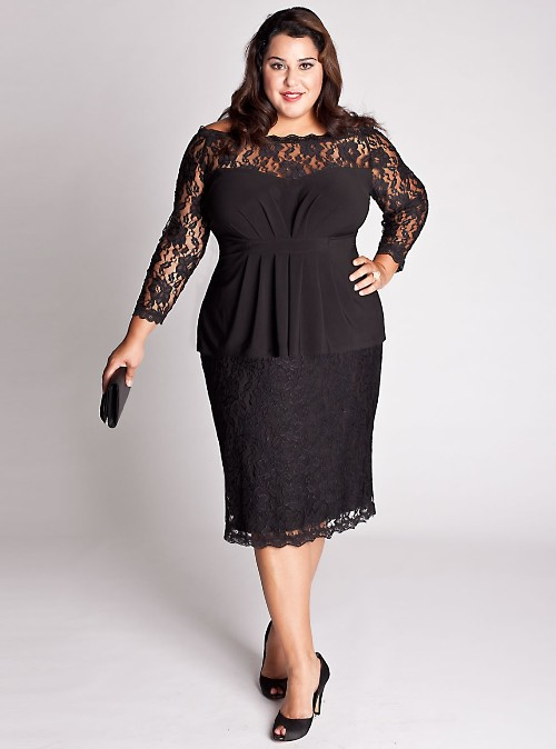 Plus Size Designer Dresses