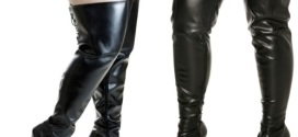 Plus Size Thigh Boots are now available