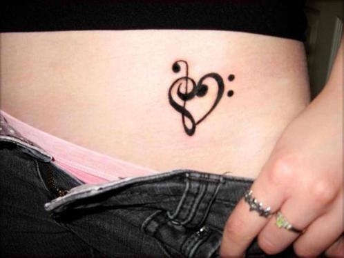 small women tattoo designs