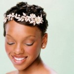 wedding hair updos black women