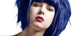 Dark Blue Hair Dye: Self Project