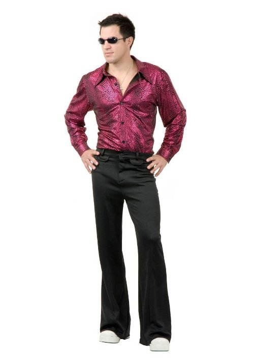 disco style clothing men
