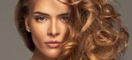 Light Brown Hair Color with Pretty Highlights