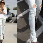 ripped jeans for women 2013