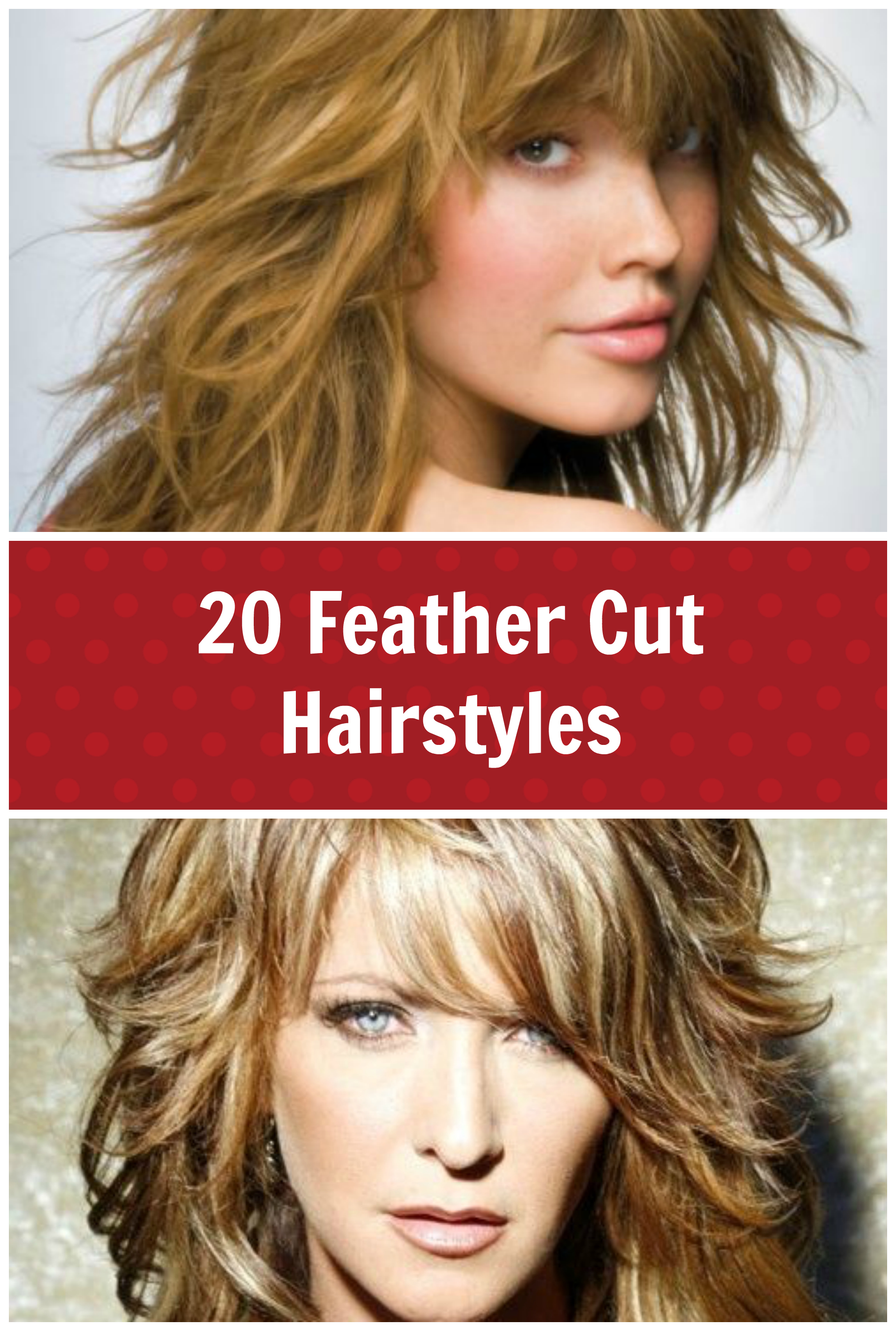 20 Feather Cut Hairstyles For Long, Medium, and Short Hair - Di ...